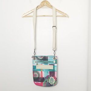 Desigual | Bright Abstract Crossbody Purse Bag